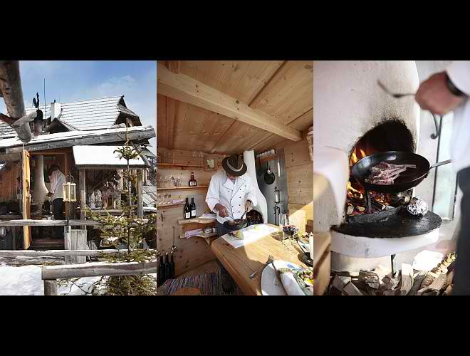 dream traditional huts interior design in Austria10