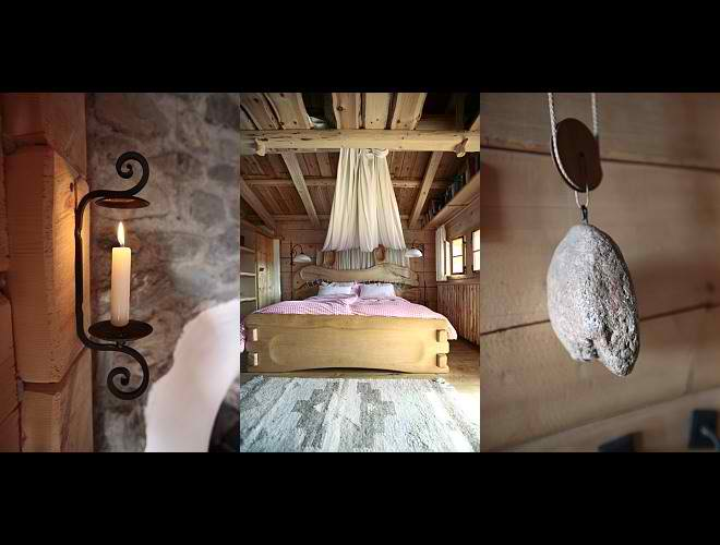 dream traditional huts interior design in Austria4
