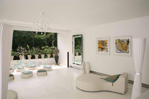 Modern Luxury House in Signapore interior 3 design ideas