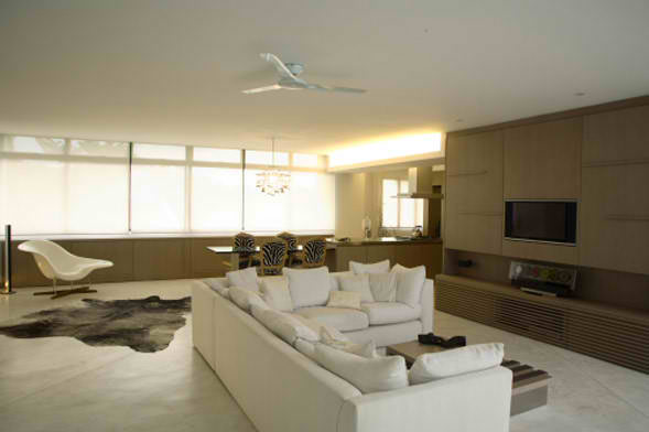 Modern Luxury House in Signapore interior 6 design ideas