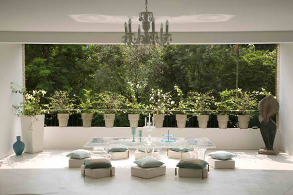Modern Luxury House in Signapore interior design ideas