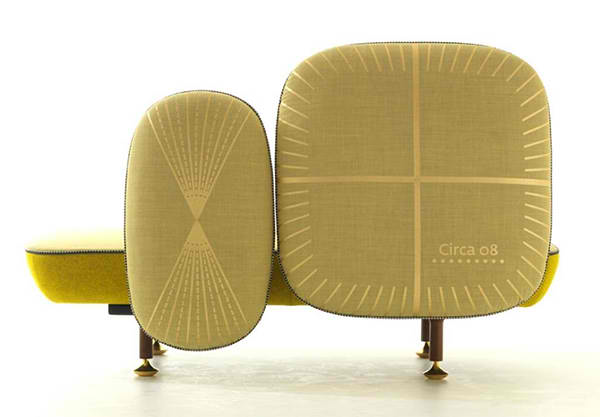 My Beautiful Backside Sofa by Moroso2