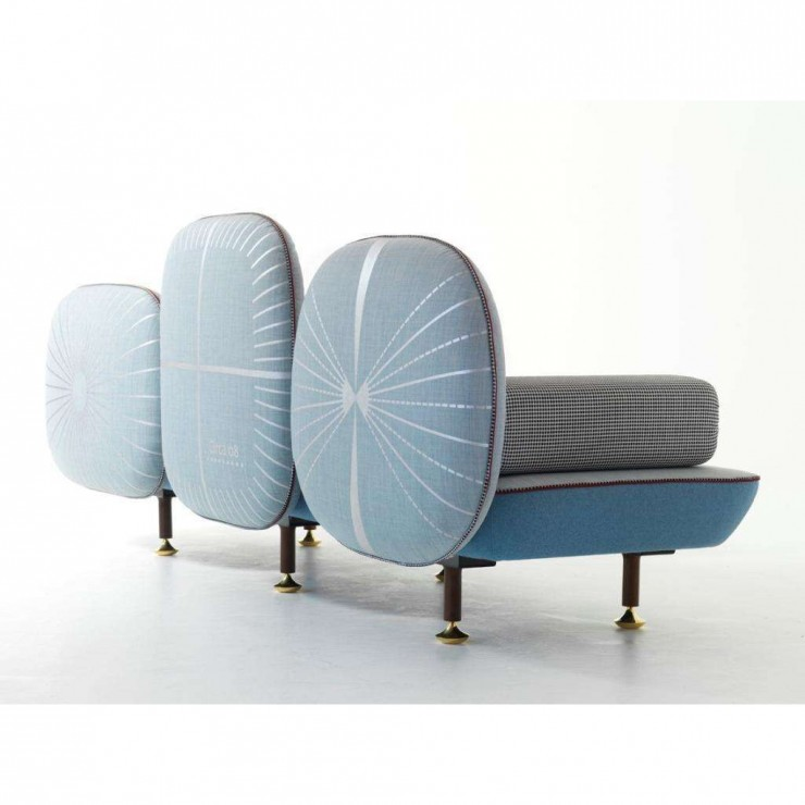 My Beautiful Backside Sofa by Moroso4