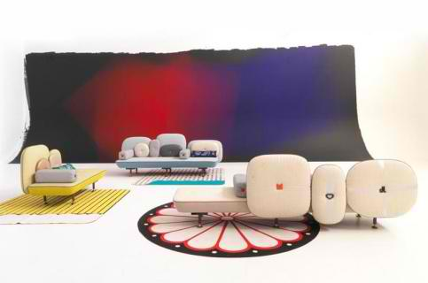 My Beautiful Backside Sofa by Moroso5