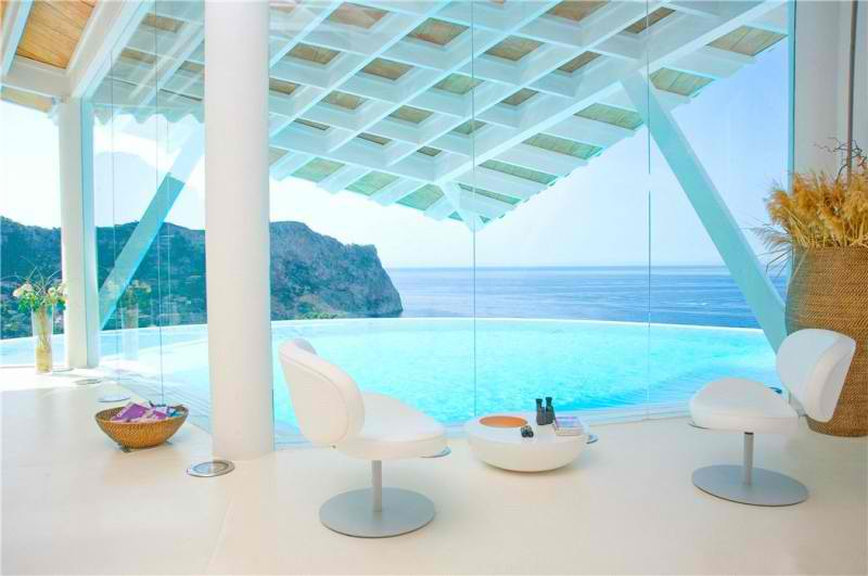Spectacular Villa with Amazing Sea View in Majorca Spain