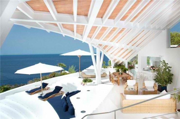 Spectacular Villa 11 with Amazing Sea View in Majorca Spain