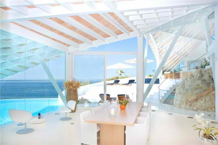 Spectacular Villa 2 with Amazing Sea View in Majorca Spain