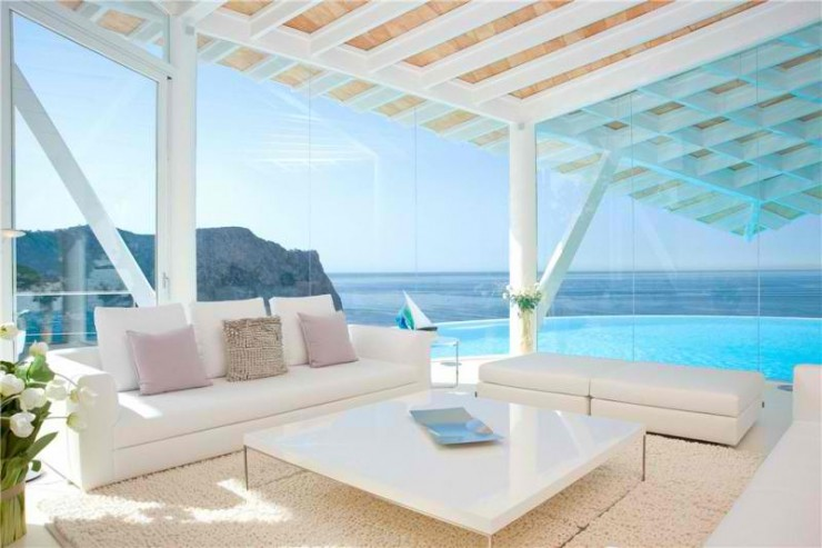 Spectacular Villa 4 with Amazing Sea View in Majorca Spain