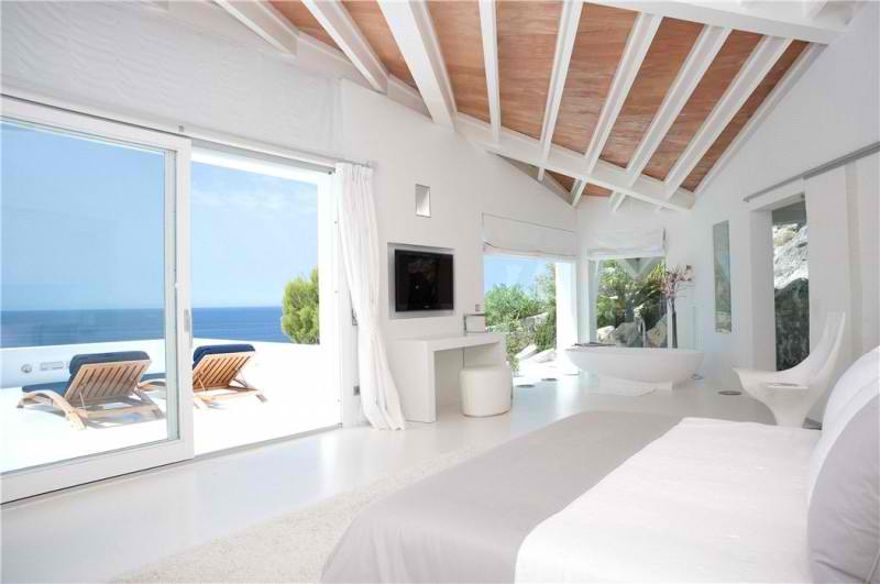 Spectacular Villa 7 With Amazing Sea View In Majorca Spain