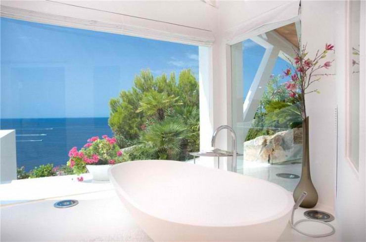 Spectacular Villa 8 with Amazing Sea View in Majorca Spain