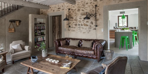Old barn turned into a charming bergerie decoholic - Photo maison renovee avant apres ...