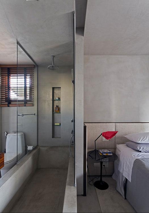 Masculine Loft interiors by Diego Revollo11