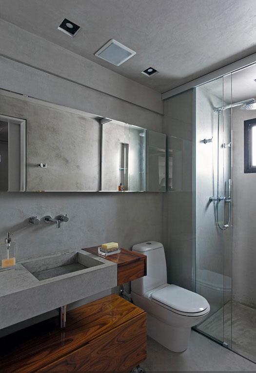 Masculine Loft interiors by Diego Revollo12
