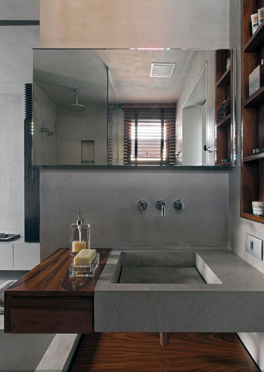 Masculine Loft interiors by Diego Revollo13