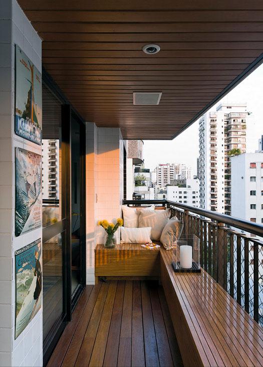 Masculine Loft exterior by Diego Revollo