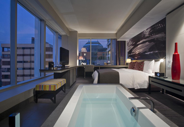 W hotels 14