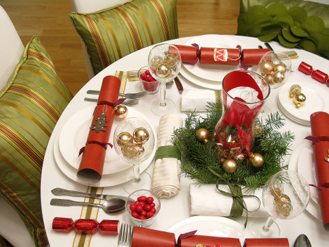 adorable christmas table decorations 11 ideas