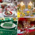 adorable christmas table decorations 21 ideas