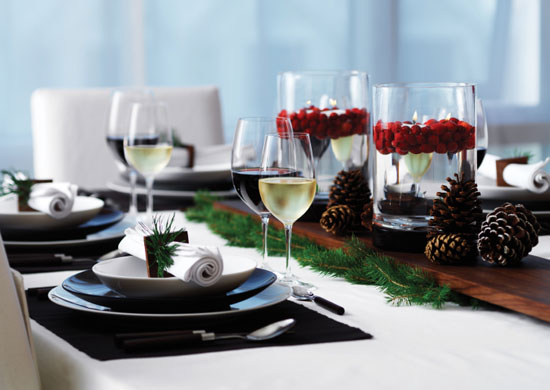 adorable christmas table decorations 22 ideas