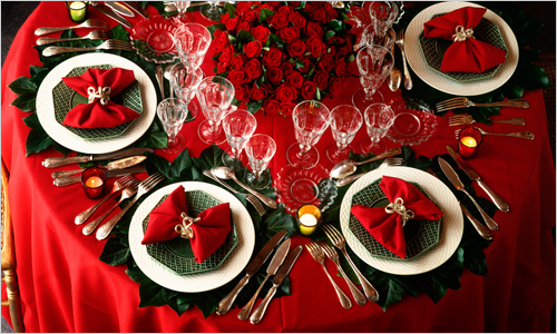 adorable christmas table decorations 25 ideas