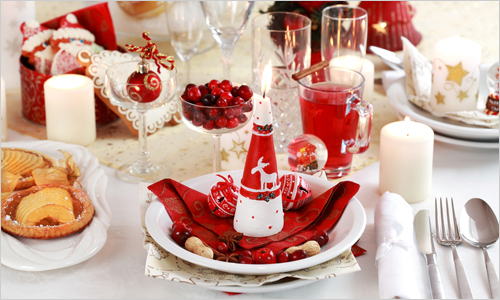 adorable christmas table decorations 26 ideas