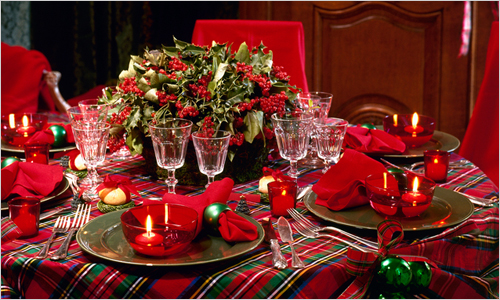 adorable christmas table decorations 29 ideas