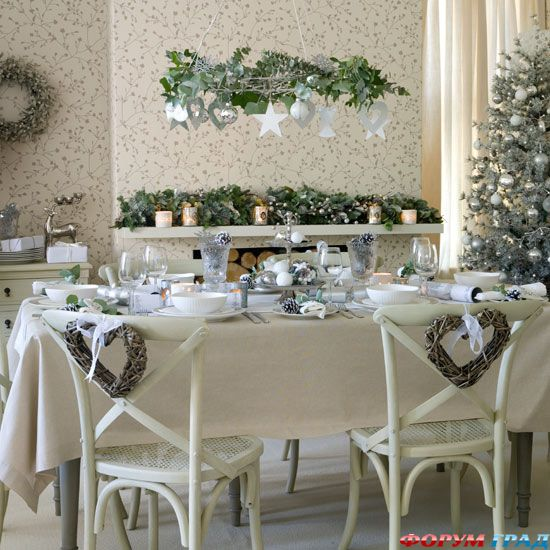 adorable chrismas table decorations 30 ideas
