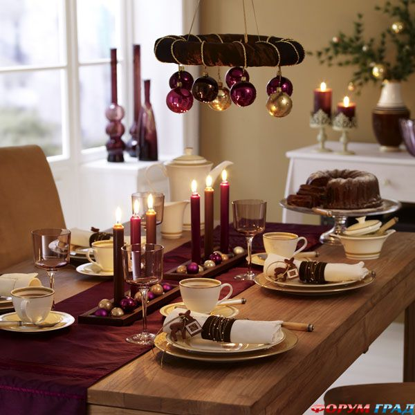 adorable chrismas table decorations 31 ideas