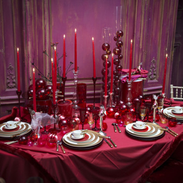 adorable christmas table decorations 38 ideas