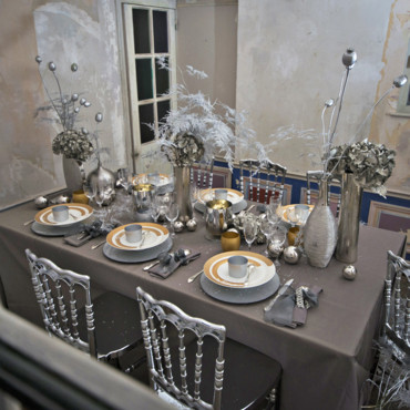 Adorable Christmas Table Decorations 39 Ideas