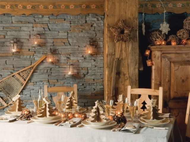 adorable christmas table decorations 48 ideas