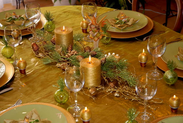 adorable christmas table decorations 49 ideas