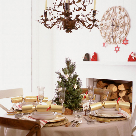 adorable christmas table decorations 55 ideas