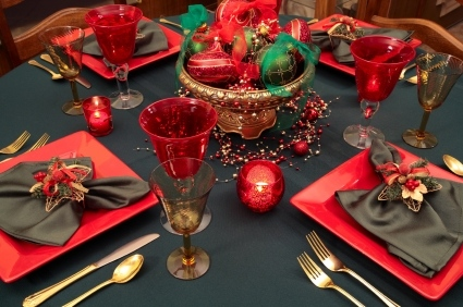 adorable christmas table decorations 58 ideas