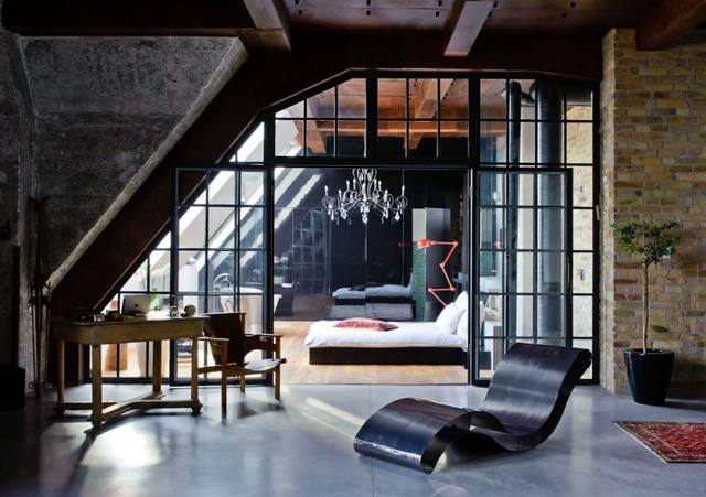 Awesome 11 interiors Loft in Budapest