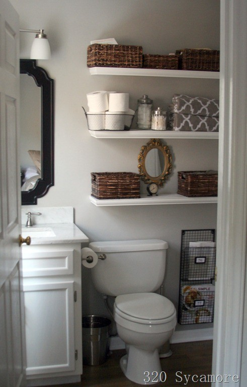 Small Bathroom Makeover Ideas 491 x 768