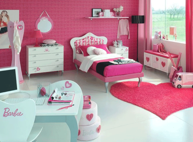 barbie girls bedroom furniture 17
