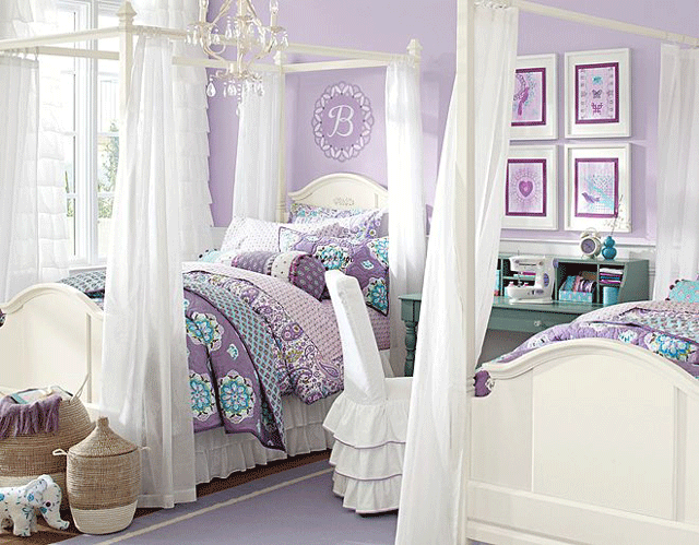 girls bedroom furniture white 6