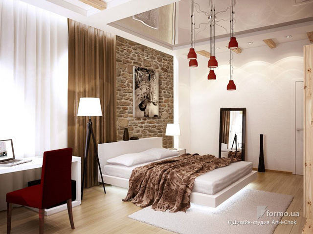 great brown and white bedroom design 11 ideas