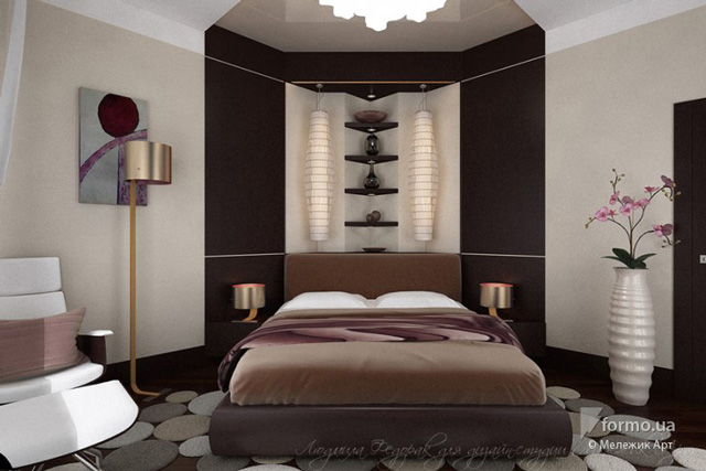 great brown bedroom design 17 ideas