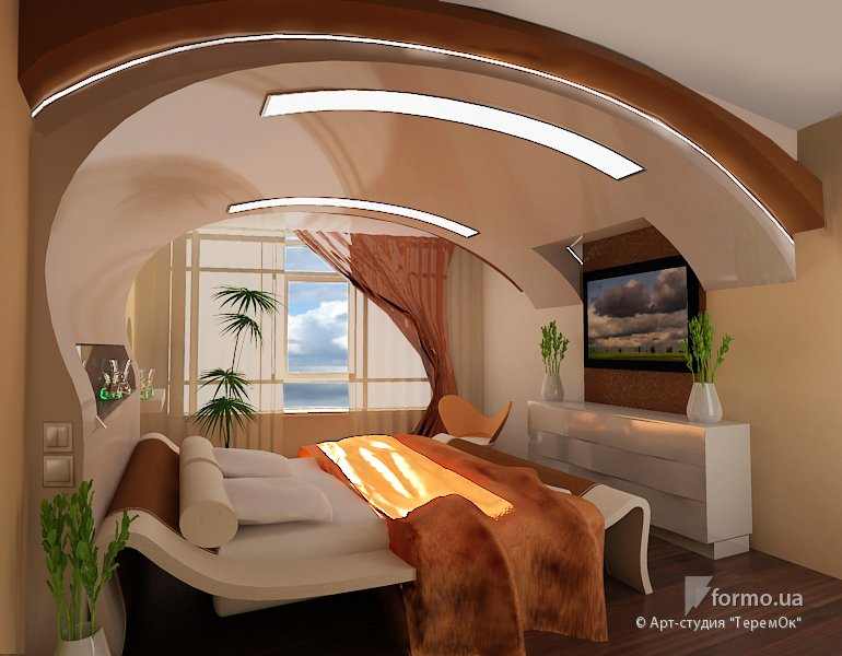 great futuristic bedroom design 19 ideas - Great Room Design Ideas