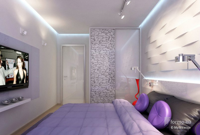 great purple bedroom design 20 ideas