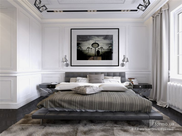 great modern grey bedroom design 2 ideas