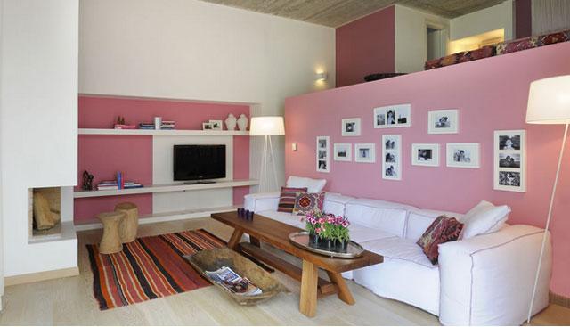 House interiors in Greece by Minas Kosmidis