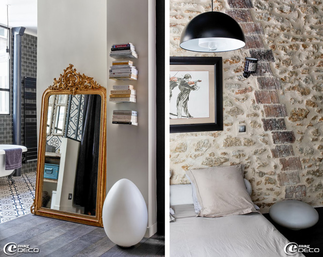 paris loft 17 interiors