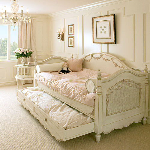 rustic romantic girls room charlotte daybed