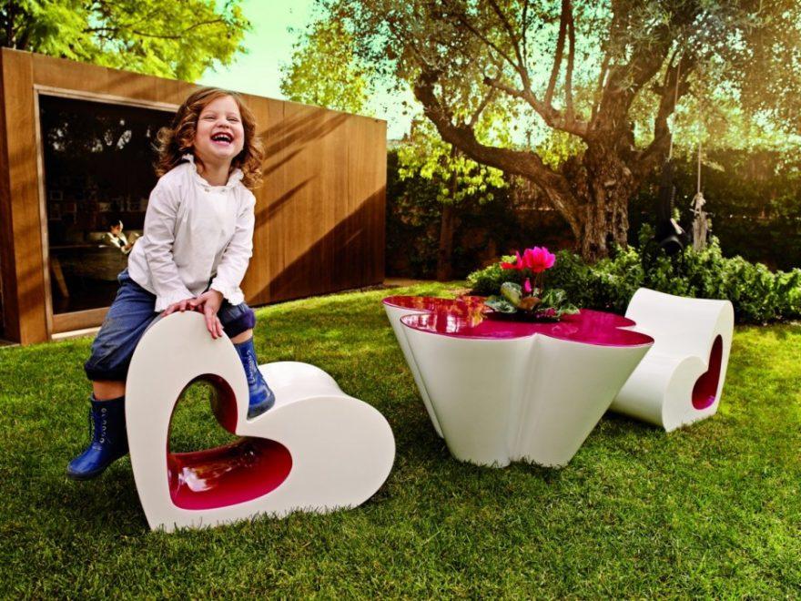 Kids' Furniture by Agatha Ruiz de la Prada for VONDOM
