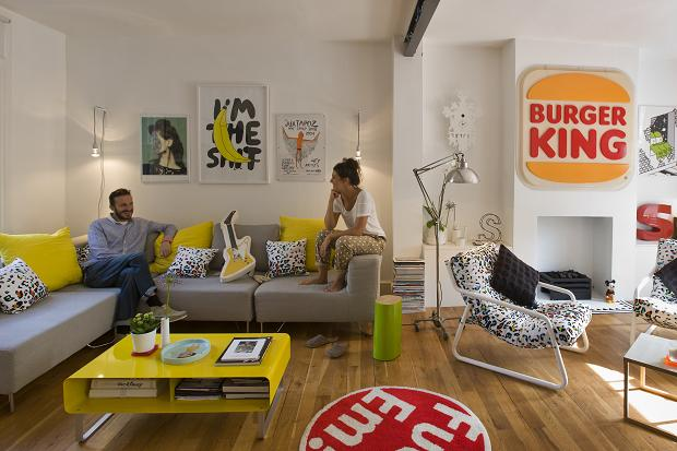 Jo Sindle and Kyle Stewart's London Home