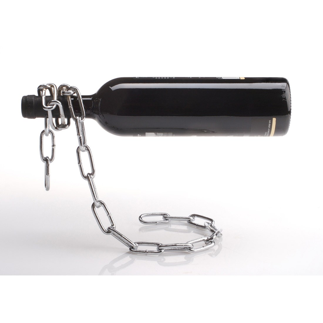 Lily's Home Chain Wine Bottle Holder