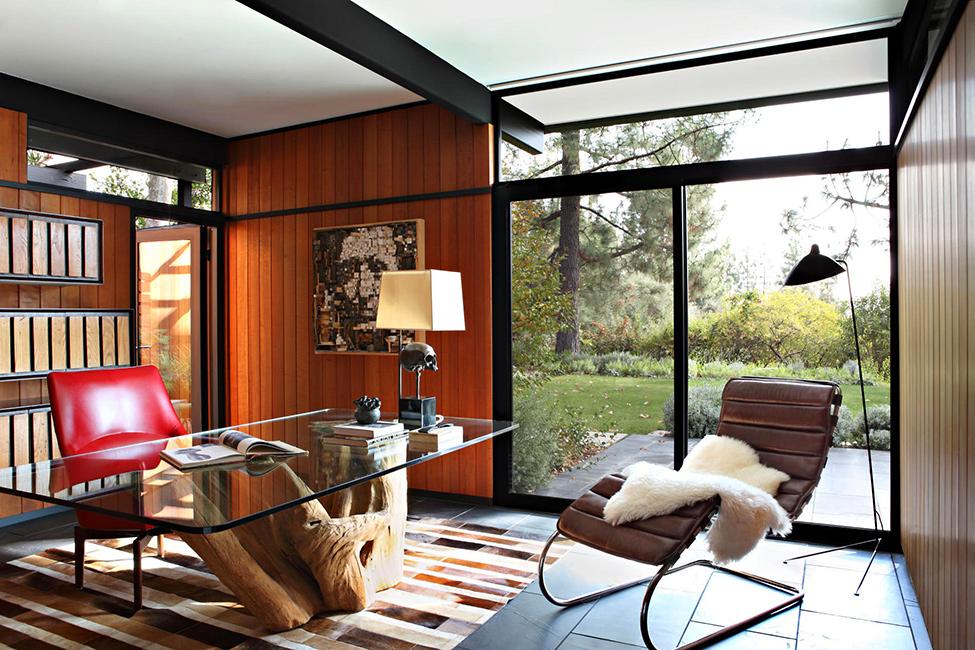 La Ca Ada Mid Century House By Jamie Bush Decoholic